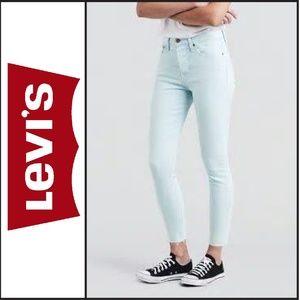 NWT ( Levis ) Wedgie Skinny Jean